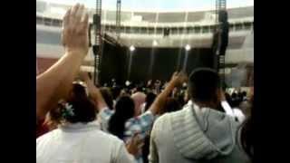 Iglesia Agua Viva 2 ( Coliseo ) 21*04*13 AmaUta Produccion Jefri