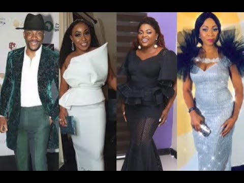 Funke Akindele, Lilian Esoro, Rita Dominic & Others at The Future Awards 2017