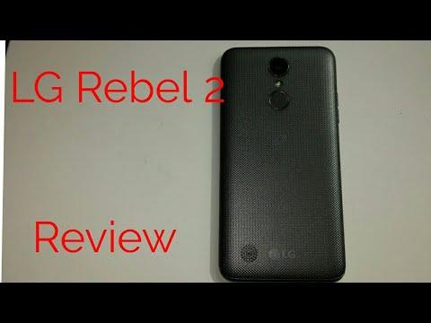 LG Rebel 2 Review ($20 phone)