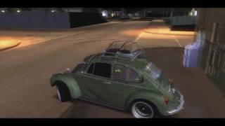 VW Beetle Crap Drift in Palomino Creek | SeeMTA V3