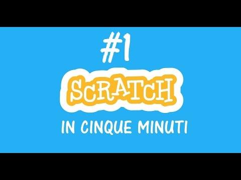 Scratch in cinque minuti  coding per scuola primaria (prima lezione)