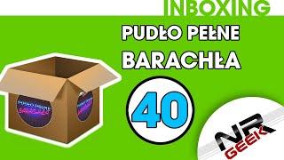 Pudło Pełne Barachła #40 - grudzień 2019 - Inboxing #39
