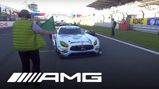 24h Nürburgring 2017 Mercedes-AMG Motorsport Top 30 Qualifying 2017 Video