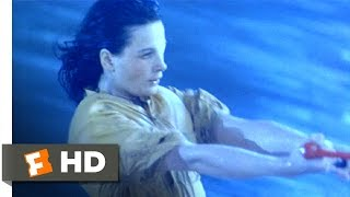 The Lovers on the Bridge (5/10) Movie CLIP - Water Skiing (1991) HD
