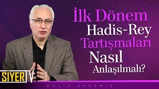 İlk Dönem Hadis-Rey Tartışmaları Nasıl Anlaşılmalı? | Prof. Dr. Mehmet Özşenel