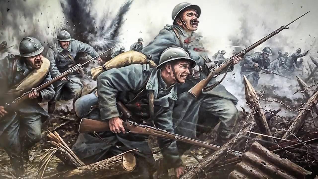 Centenaire De La Bataille De Verdun Episode 6 Ma Chere Louise Youtube