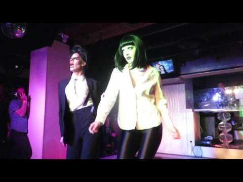 Goblynn Dixxx and Sucreesha Minorah - Pulp Fiction