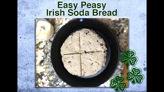 Easy Peasy Irish Soda Bread (with recipe)!
