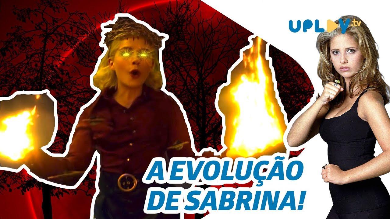 5 COISAS DE SABRINA QUE VIMOS EM BUFFY! (NETFLIX - O MUNDO SOMBRIO DE SABRINA)