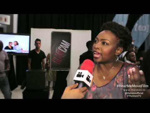 'Hear Me Move' Premier - Nandipha Mpumlwana