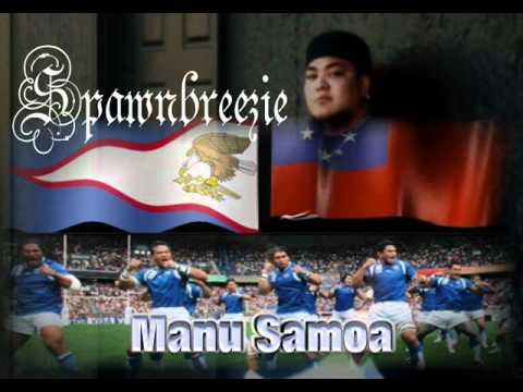 Manu Samoa Chant By Breezie