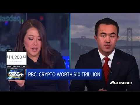 RBC Analyst Says Crypto Currency Market Going to $10 Trillion! 😮