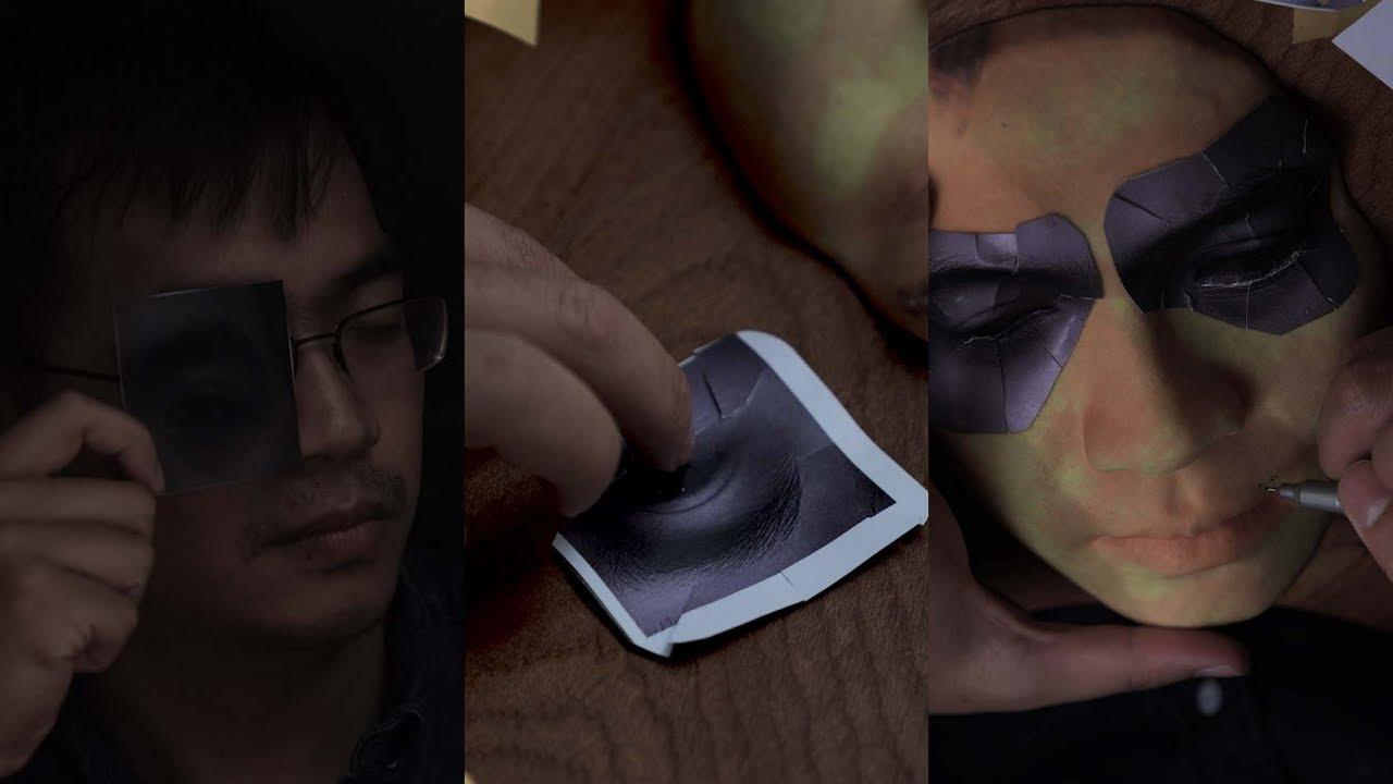 Hành trình tạo ra mặt nạ đánh lừa được FaceID - YouTube