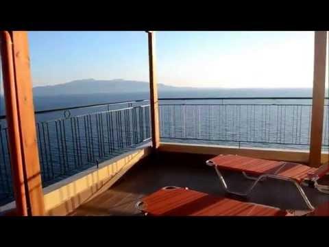 Vacation Apartments in Saranda for Rent. Spacious Penthouse in Saranda - Albania Property Group