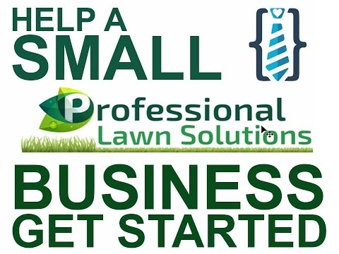 Helping a Small Business get Started