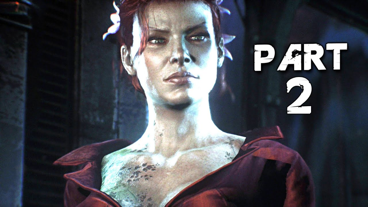 Why Poison Ivy Was Really Killed Off In Batman: Arkham Knight
