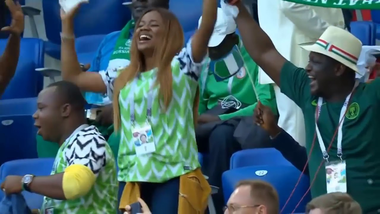Download Nigeria vs Iceland 2-0 Highlights 2018