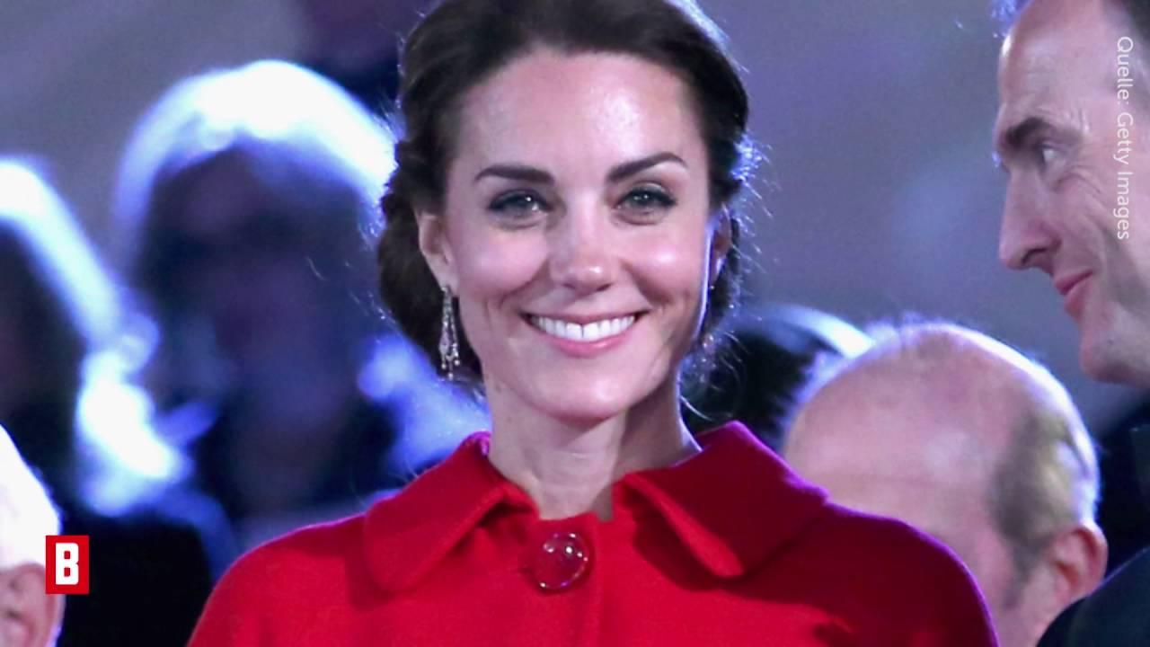 Herzogin Kate - Wetten, dass diese Jacke morgen ausverkauft ist ...!?  - BUNTE TV