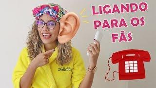 LIGANDO PARA OS FÃS! - PERGUNTE À RAFA! #27 | ESPECIAL 2 MILHÕES!