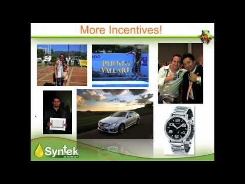 Syntek XFT Xtreme Fuel Treatment Opportunity Webinar - Bette