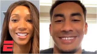 Jordan Love on being a first-round prospect and his NFL potential with Maria Taylor | 2020 NFL Draft