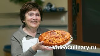 Mедовый пирог с орехами - Рецепт Бабушки Эммы