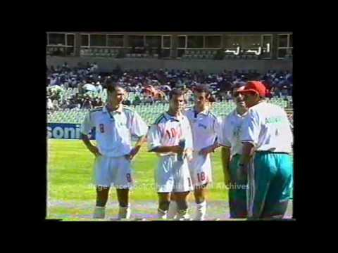 ALGERIA vs ZAMBIA (CAN 1996) 2éme mi-temps