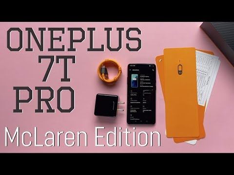 OnePlus 7T Pro McLaren Edition: Unboxing | Hands-on | Price [Hindi-हिन्दी]