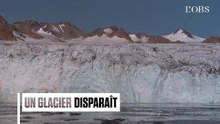 Au Groenland, la fonte du glacier Apusiajik s'accélère