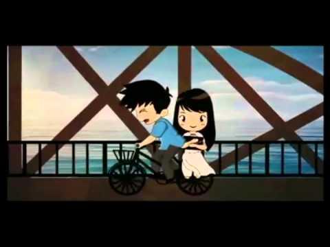 Nhỏ Ơi cover Mr Wall-clip tình yêu hoạt hình
