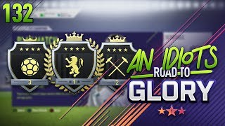 GETTING ELITE FUT CHAMPS LIVE!!! AN ID**TS ROAD TO GLORY!!! Episode 132