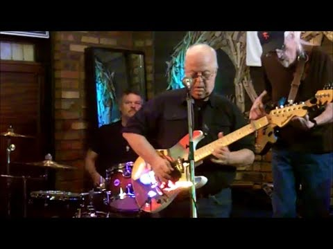 """John Haynes & Friends ~ """"Further On Up The Road"""" @ Gabby's Blues Jam - 8/21/2019"""