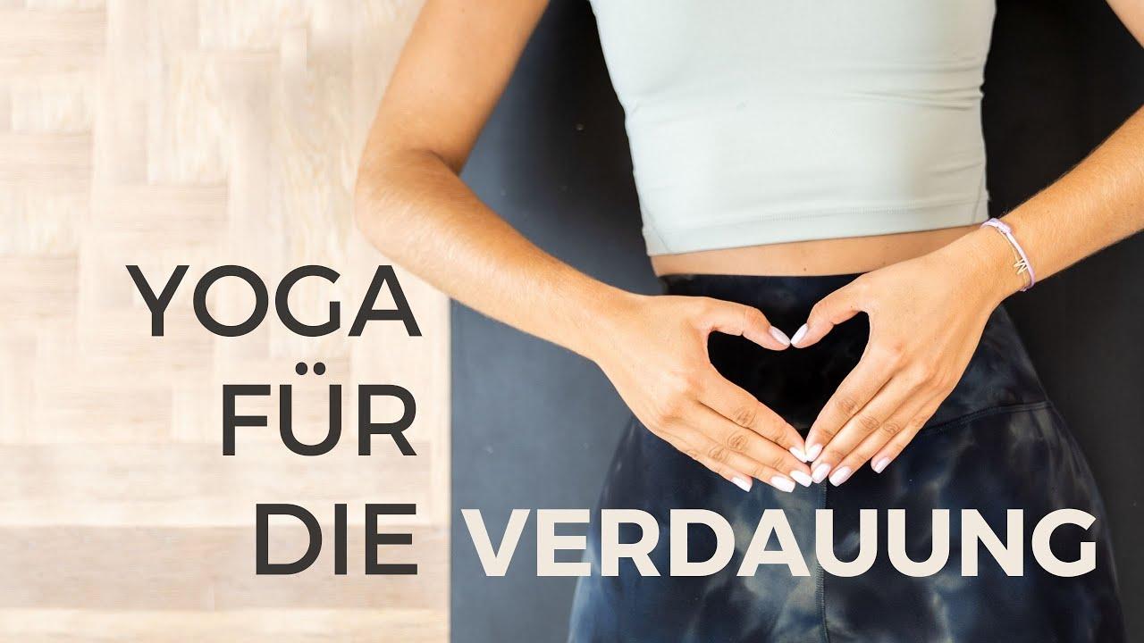 Sanfter Yoga Flow gegen Bauchschmerzen & Verdauungsbeschwerden