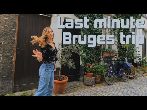 2 DAY SOLO TRIP TO BRUGES, BELGIUM - BRUGES TRAVEL DIARY