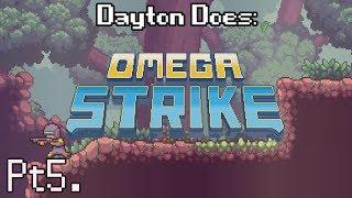 Omega Strike : Pt5. Living Like An Apeman? Sounds Like The Life For Me!! (Steam PC Game)