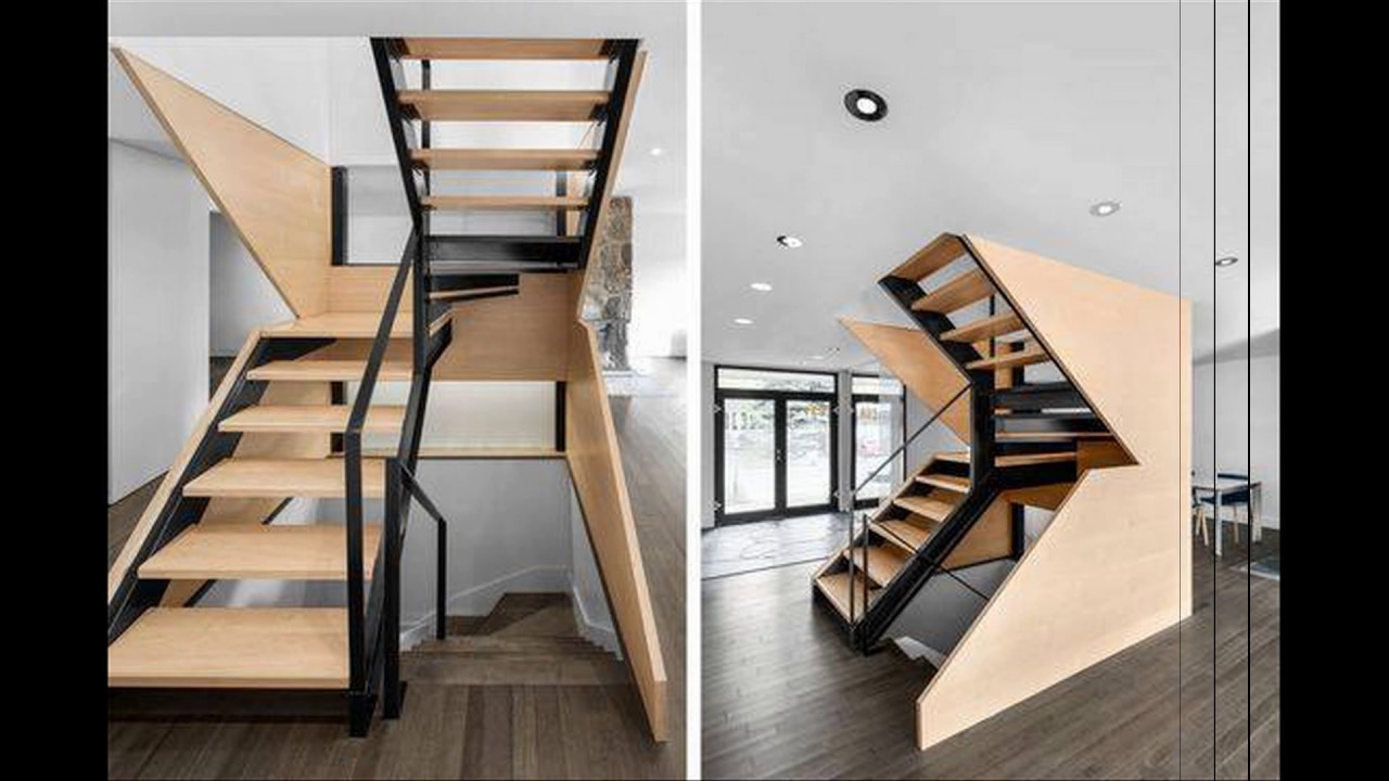 Creative Staircase Design Ideas: 60 Unique And Creative Staircase Designs