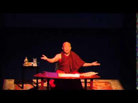 Dzongsar Khyentse Rinpoche Heart Sutra Teaching English
