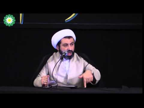 Weekly Address to the Community - Imam Baqir (a.s) description of the Shia - by Shaykh Shomali
