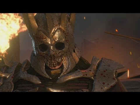 The Witcher 3 Wild Hunt Final Boss Fight Eredin Boss Fight