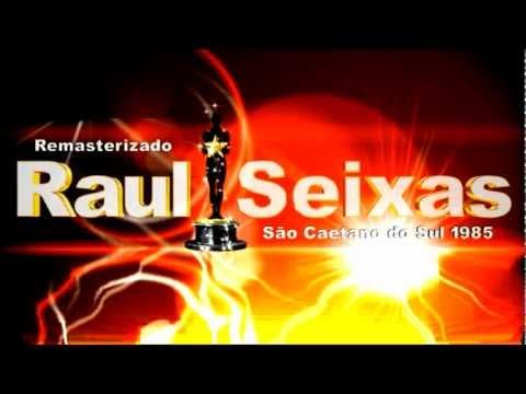 Raul Seixas - Estádio Lauro Gomes 1985 (show completo remasterizado)