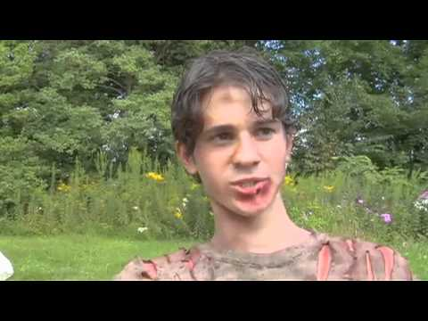 Stakeland Vampire Movie  with actors Nick Damici and Conor Paolo