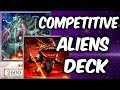 ALIENS INVADE! /w LINKS Deck Profile (Yu-gi-Oh Competitive Deck Build)