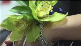 Repeat youtube video Bridal Bouquet Ideas : How to Make Wrist Corsages