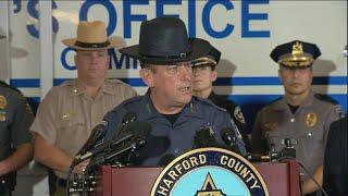Authorities seek motive in Maryland shooting
