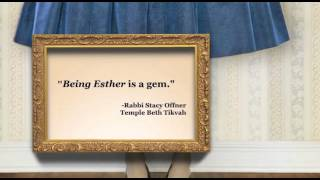 Being Esther Book Trailer
