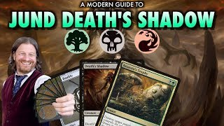A Modern Guide To Jund Death's Shadow for Magic: The Gathering