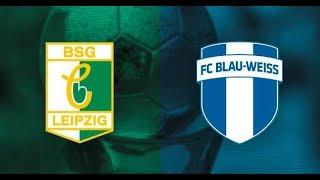 [13.10.2018 ]BSG Chemie Leipzig – FC Blau-Weiß Leipzig