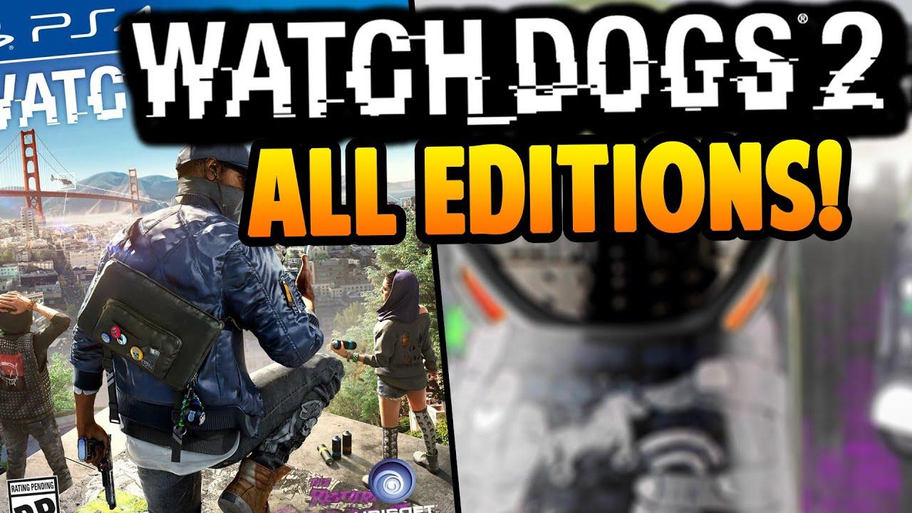 Watch Dogs  Bonuses