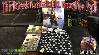 ThinkGeek Battlefield 1 Frontline Pack