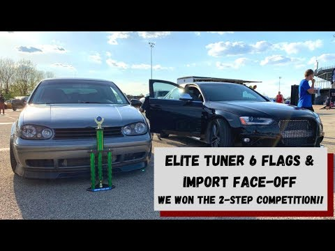 BDT: Elite Tuner 6 Flags event & Import Face-Off Joliet IL 2019